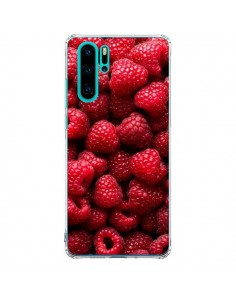Coque Huawei P30 Pro Framboise Raspberry Fruit - Laetitia