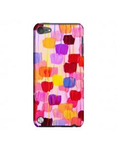 Coque Pois Roses Dottie pour iPod Touch 5 - Ebi Emporium