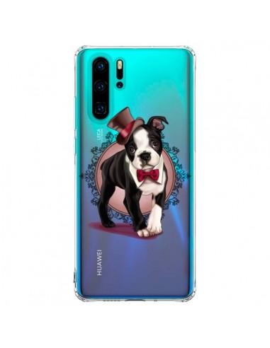 Coque Huawei P30 Pro Chien Bulldog...