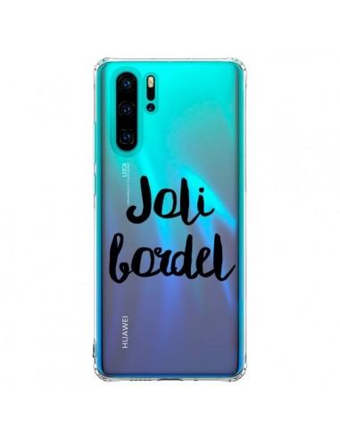 Coque Huawei P30 Pro Joli Bordel...