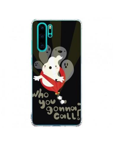 Coque Huawei P30 Pro SOS Fantomes -...