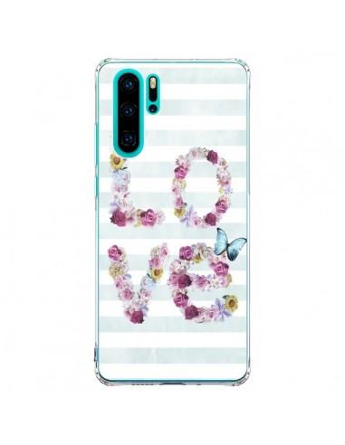 Coque Huawei P30 Pro Love Fleurs...