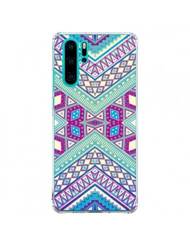 Coque Huawei P30 Pro Azteque Lake -...