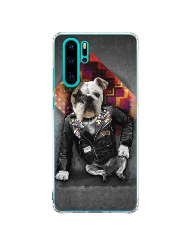 Coque Huawei P30 Pro Chien Bad Dog -...