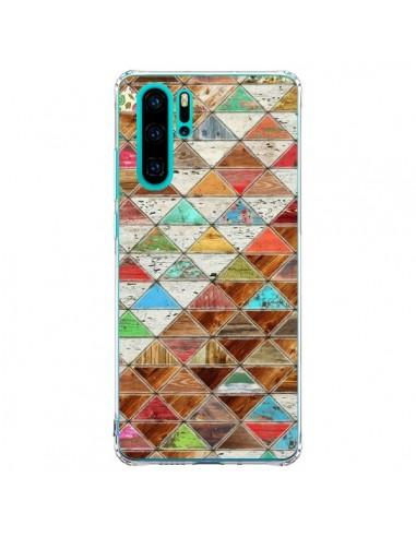 Coque Huawei P30 Pro Love Pattern...