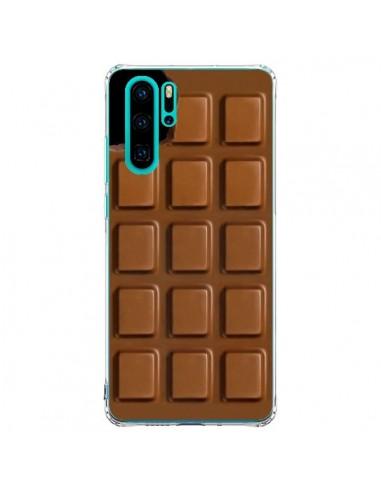 Coque Huawei P30 Pro Chocolat -...