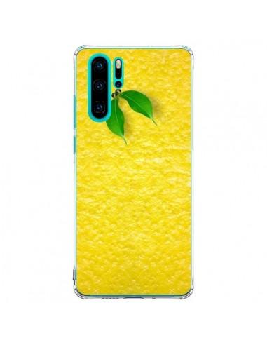 Coque Huawei P30 Pro Citron Lemon -...