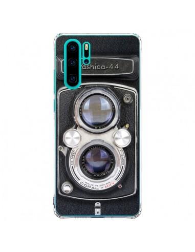 Coque Huawei P30 Pro Vintage Camera...