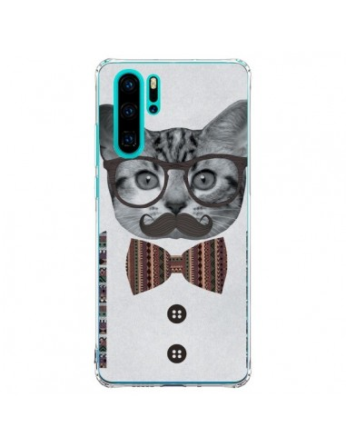 Coque Huawei P30 Pro Chat - Borg