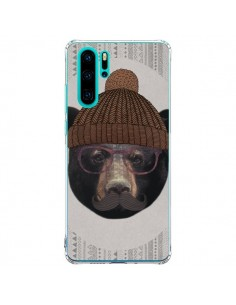 Coque Huawei P30 Pro Gustav l'Ours - Borg