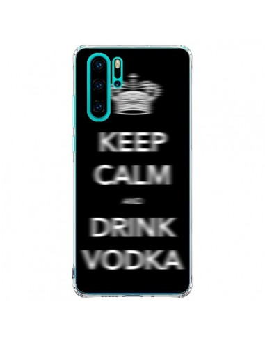Coque Huawei P30 Pro Keep Calm and...