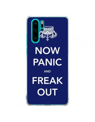 Coque Huawei P30 Pro Now Panic and...