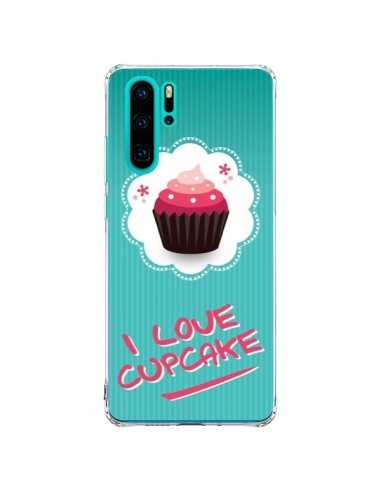 Coque Huawei P30 Pro Love Cupcake - Nico