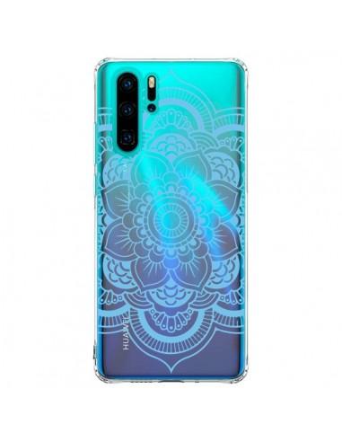 Coque Huawei P30 Pro Mandala Bleu...