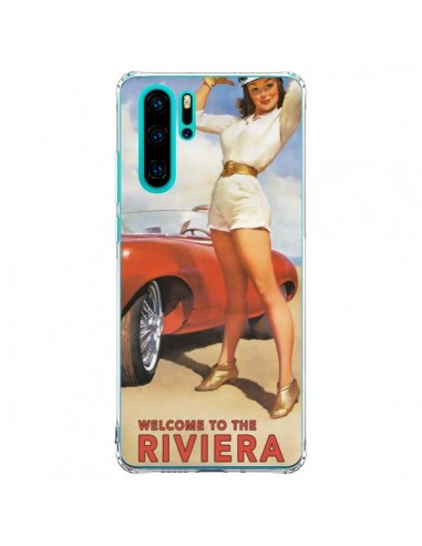 Coque Huawei P30 Pro Welcome to the...