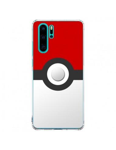 Coque Huawei P30 Pro Pokemon Pokeball...