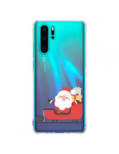 Coque Huawei P30 Pro Père Noël et son...