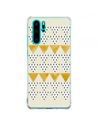 Coque Huawei P30 Pro Triangles Or...