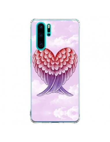Coque Huawei P30 Pro Ailes d'ange...