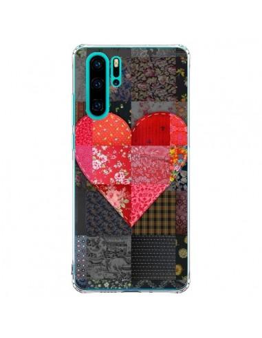Coque Huawei P30 Pro Coeur Heart...