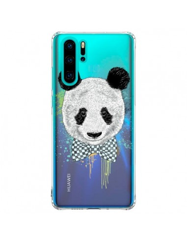 Coque Huawei P30 Pro Panda Noeud...