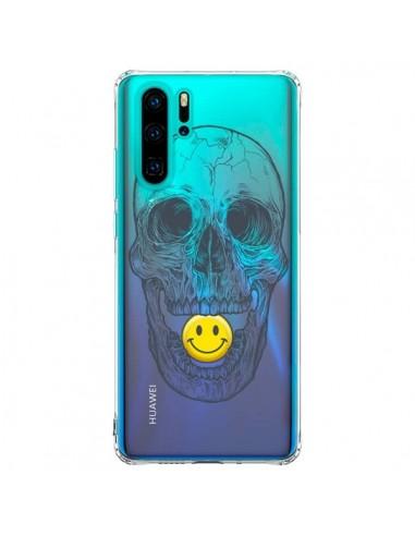 Coque Huawei P30 Pro Tête de Mort...