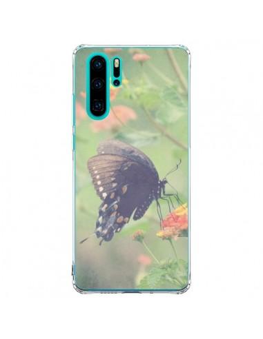 Coque Huawei P30 Pro Papillon...