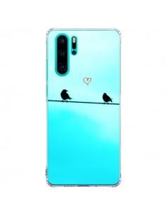 Coque Huawei P30 Pro Oiseaux Birds Amour Love - R Delean