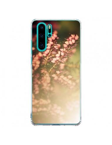 Coque Huawei P30 Pro Fleurs Flowers -...