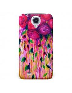 Coque Roses Rouges pour Galaxy S4 - Ebi Emporium
