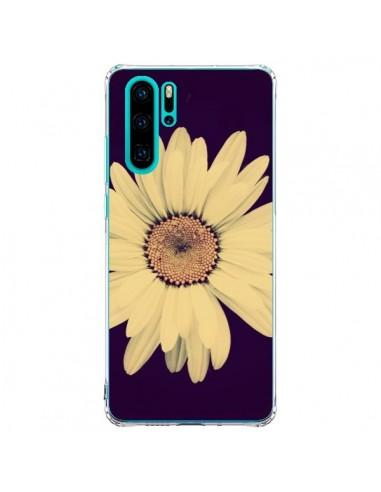 Coque Huawei P30 Pro Marguerite Fleur...