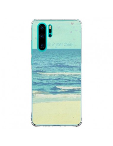 Coque Huawei P30 Pro Life good day...