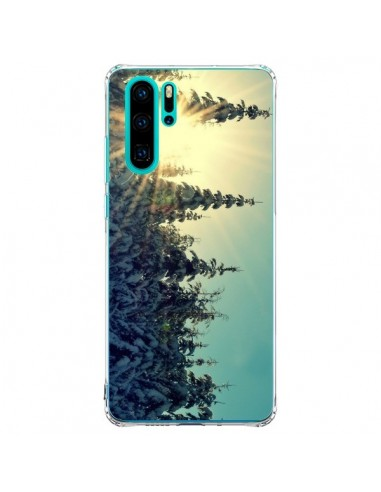 Coque Huawei P30 Pro Hiver Paysage...