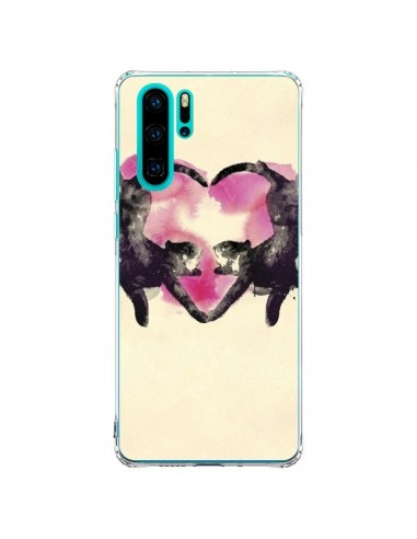 Coque Huawei P30 Pro Cats love to...