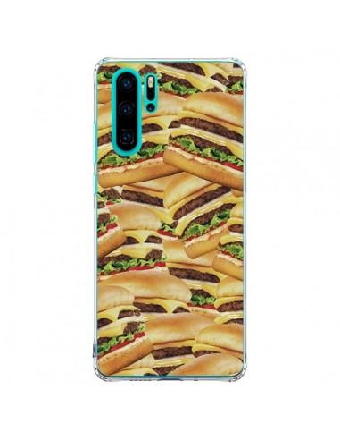 Coque Huawei P30 Pro Burger Hamburger...