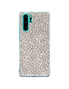 Coque Huawei P30 Pro A lot of cats chat - Santiago Taberna