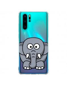 Coque Huawei P30 Pro Elephant Animal Transparente - Yohan B.
