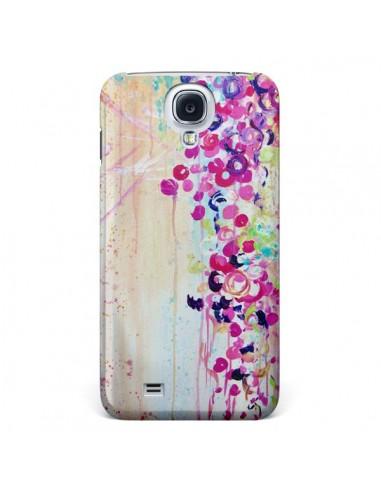 Coque Fleurs Dance of Sakura pour Galaxy S4 - Ebi Emporium