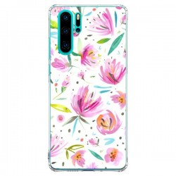 Coque Huawei P30 Pro Painterly Waterolor Texture - Ninola Design