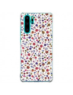 Coque Huawei P30 Pro Peonies Pink - Ninola Design