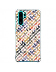 Coque Huawei P30 Pro Tropical Palms Blue - Ninola Design