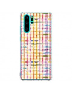 Coque Huawei P30 Pro Vichy Black Yellow - Ninola Design