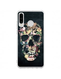 Coque Huawei P30 Lite Skull Vintage Tête de Mort - Ali Gulec