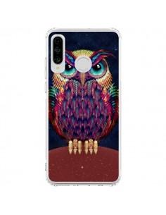 Coque Huawei P30 Lite Chouette Owl - Ali Gulec