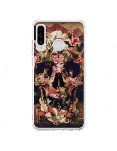 Coque Huawei P30 Lite Jungle Skull Tête de Mort - Ali Gulec