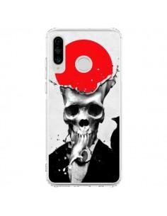 Coque Huawei P30 Lite Splash Skull Tête de Mort - Ali Gulec