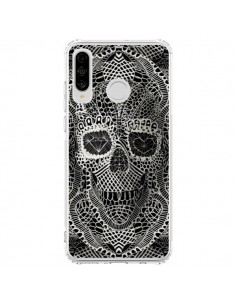Coque Huawei P30 Lite Skull Lace Tête de Mort - Ali Gulec