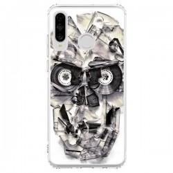 Coque Huawei P30 Lite Tape Skull K7 Tête de Mort - Ali Gulec