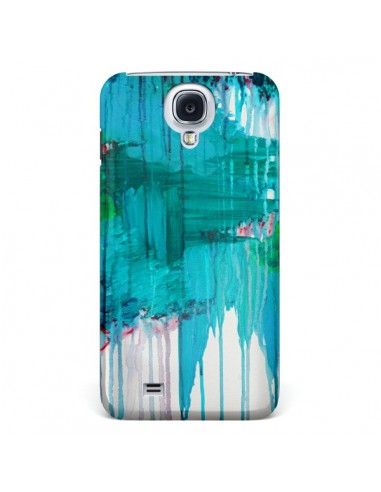 Coque Blue Monsoon pour Galaxy S4 - Ebi Emporium