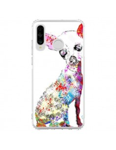 Coque Huawei P30 Lite Chien Chihuahua Graffiti - Bri.Buckley